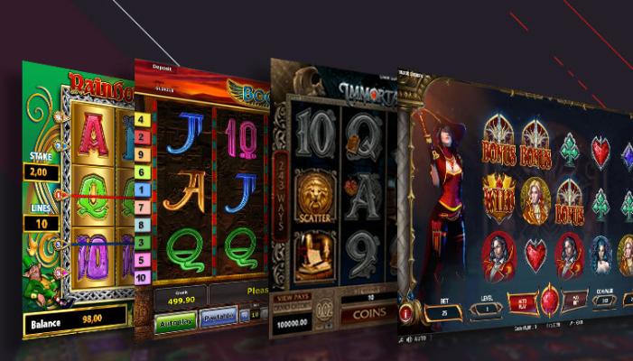 Slot Online Terbaik Sangat Seru Untuk Dimainkan Bikin Nagih